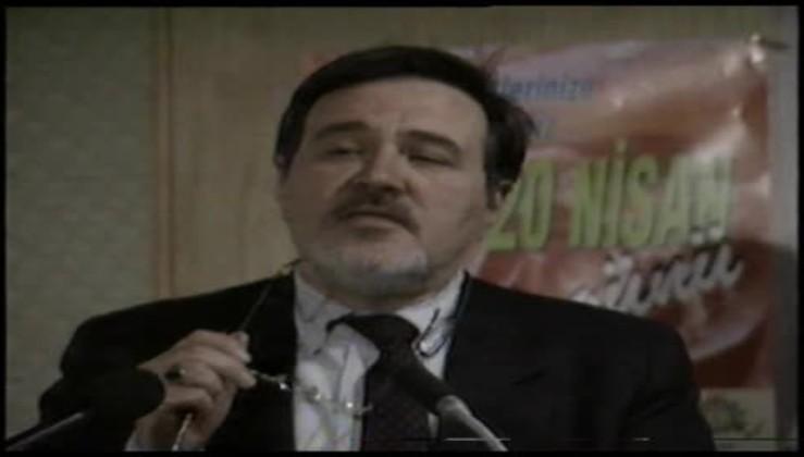 İlber Ortaylı'nın 1996 Kutlu Doğum Haftası etkinliklerinde ki konuşması...
