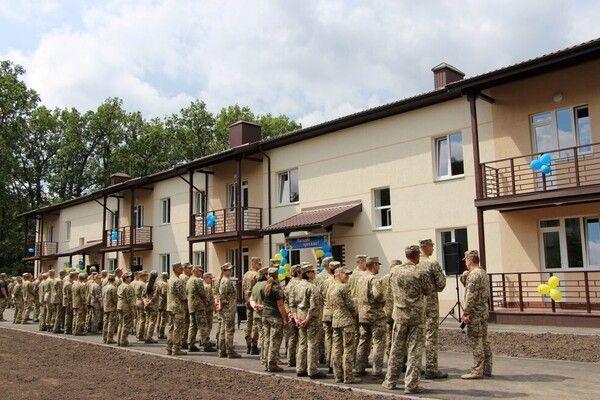 Вчинок, який заслуговує поваги! На Вінниччині корпорація Roshen збудувала будинок для військових
