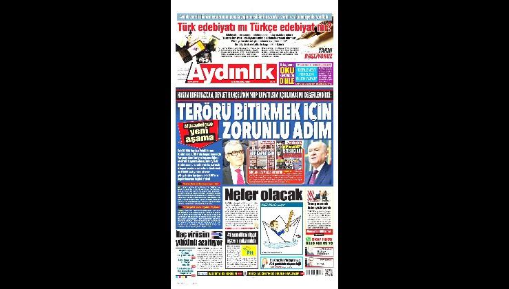 Devlet Bahçeli'nin 'HDP kapatılsın' açıklaması: Terörü bitirmek için zorunlu adım