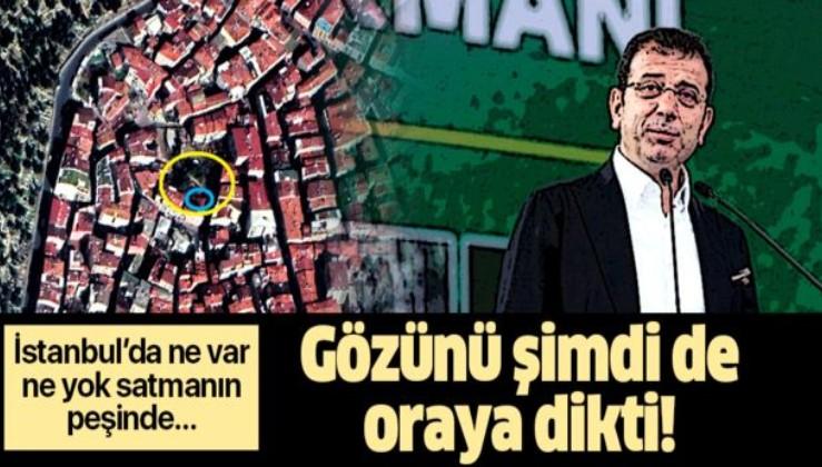 İBB'nin Beyoğlu Kulaksız'da bulunan arsayı satışa çıkarması tartışma yarattı.