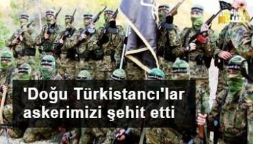Mehmetçiğimizin katili: Türkistan İslam Partisi