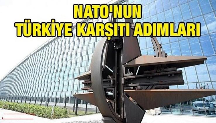 NATO'nun Türkiye karşıtı faaliyetleri
