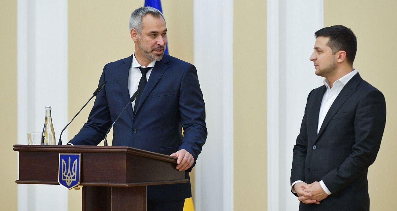 """""""Політичне сміття та бруд """" - Рябошапка прокоментував відкриття нових справ проти Порошенка"""