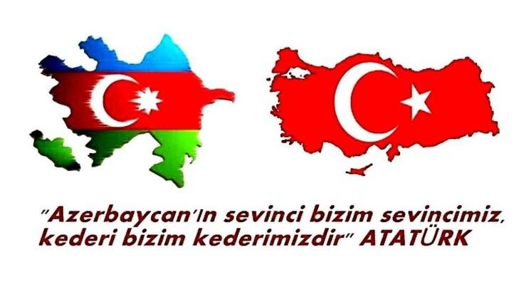"""Hedef """"Yeniden Asya açılımı"""" ilan eden Türkiye'dir, Türkiye'nin Mavi Vatan mücadelesidir."""
