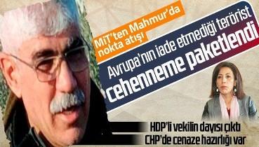 Son dakika: MİT'ten PKK'ya ağır darbe! Kırmızı bültenle aranan PKK'nın Mahmur sorumlusu Hasan Adır etkisiz hale getirildi