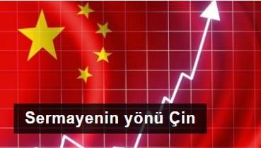 Sermayenin yönü Çin