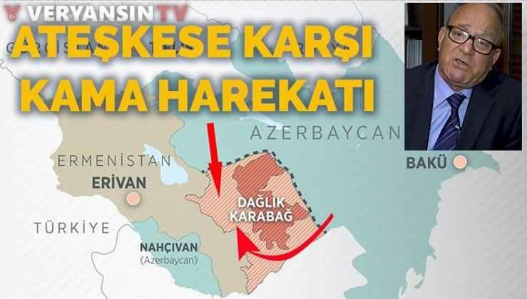Karabağ'ın kaderini değiştirecek öneri: Ateşkes çağrısına karşı 'kama' harekatı