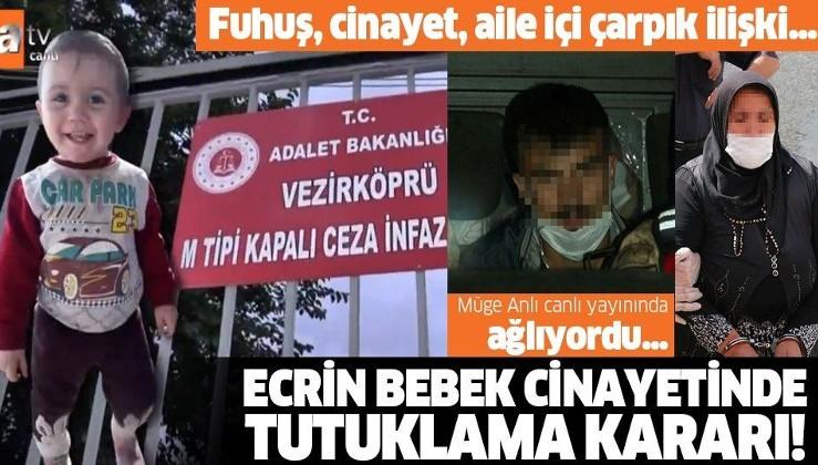 Müge Anlı'daki Ecrin bebek (Kurnaz) cinayetinde tutuklama kararı! 'Dananın kuyruğu kopacak' demişti...