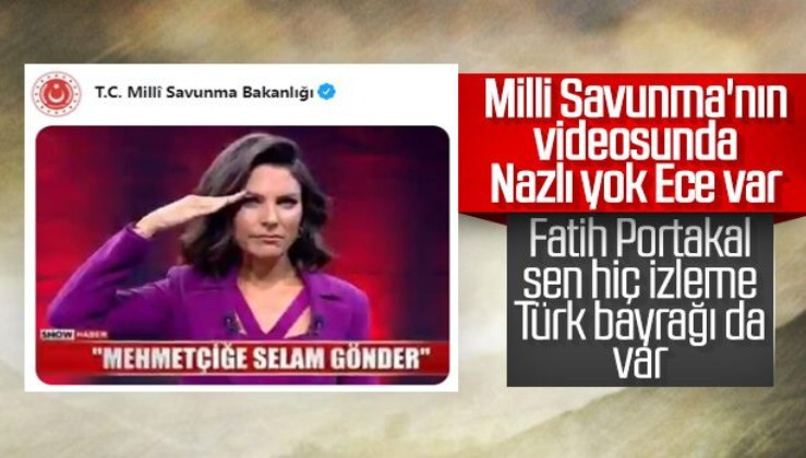 Barış Pınarı Harekatı için selam yollayanlara teşekkür videosu