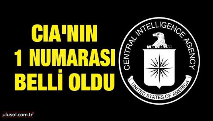 CIA'nın 1 numarası belli oldu
