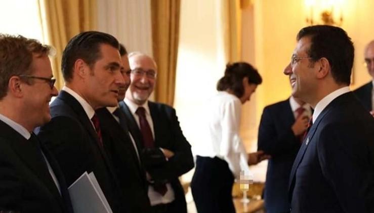 İmamoğlu İngiltere Başkonsolosluğunda toplantı yaptı, kapitülasyon heveslileri gelmiş! Unuttukları şey Türkiye Ankara'dan yönetilir!