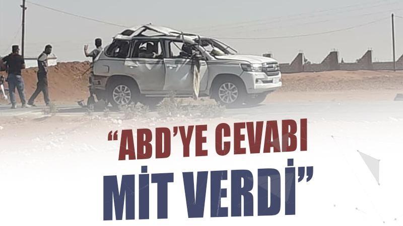 Nedim Şener: Amerika'ya cevabı MİT verdi: Suriye'de öldürülen en üst düzey PKK'lı