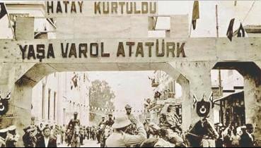 Atatürk'ün Hatay Kararlılığı