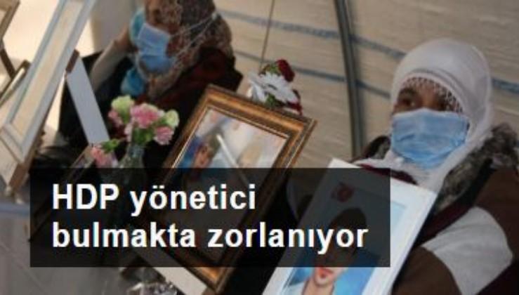 HDP yönetici bulmakta zorlanıyor