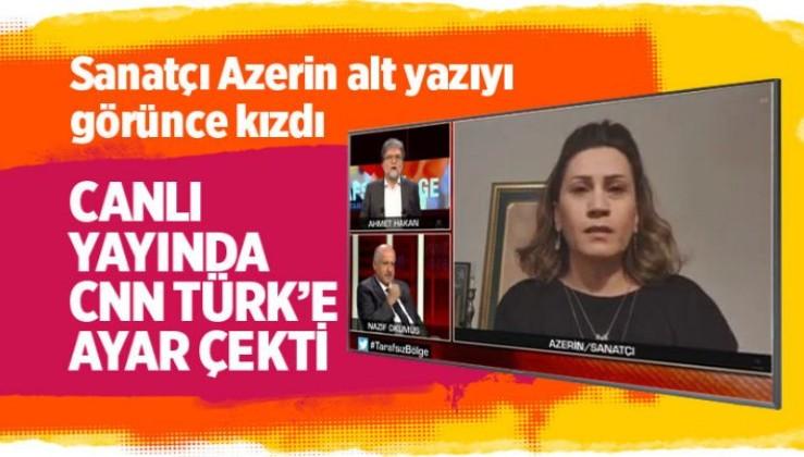 Azerin CNN Türk'e sert çıktı: Azeri değil, Azerbaycan Türküyüm