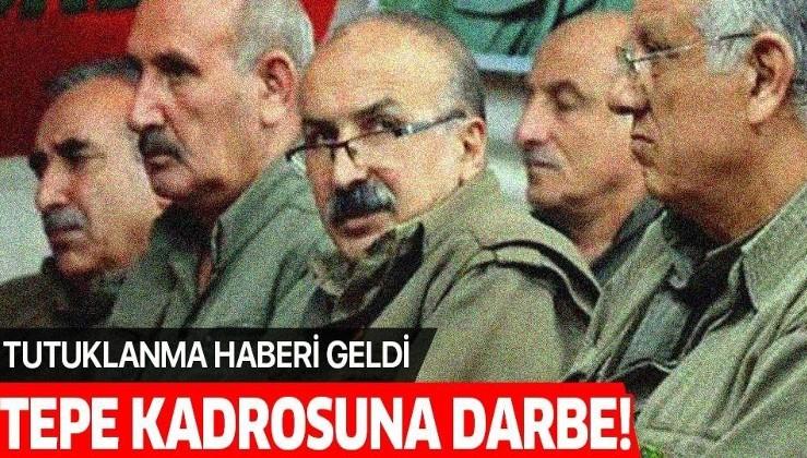 Son dakika: PKK elebaşlarının korumalığını yap.