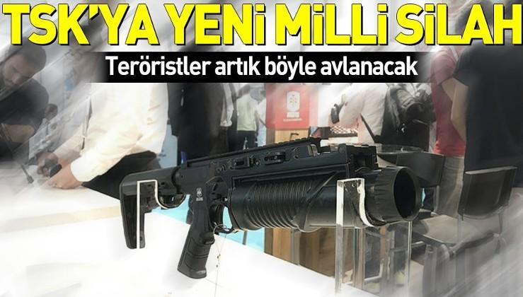 TSK'ya yeni yerli silah: ATA