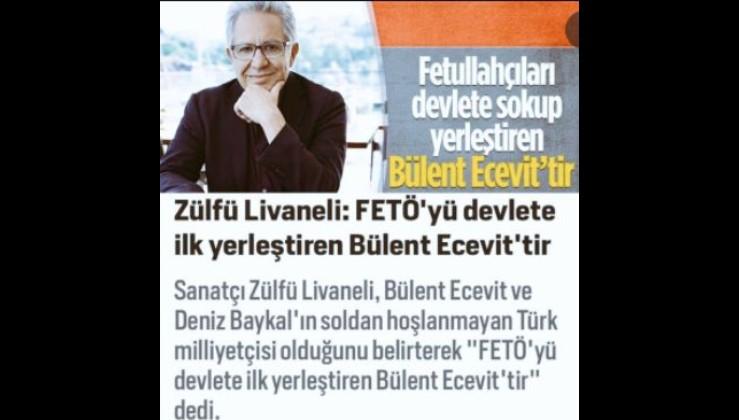 Ahmet Taner KIŞLALI , 1998'de Zülfü Livaneli'yi böyle anlatmıştı