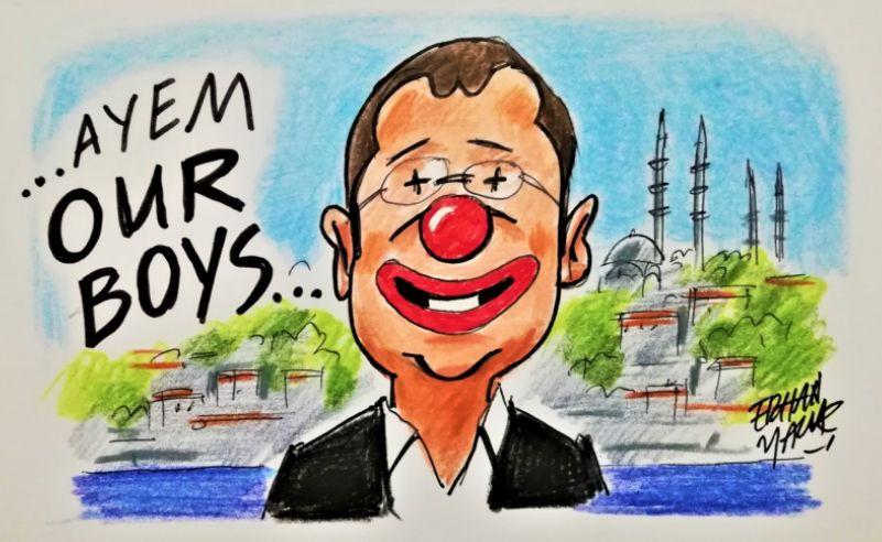Chatham House icazetlisi Ekrem İmamoğlu Türkiye'yi dünyaya şikayet etti! Sosyal medyadan tepki yağıyor.