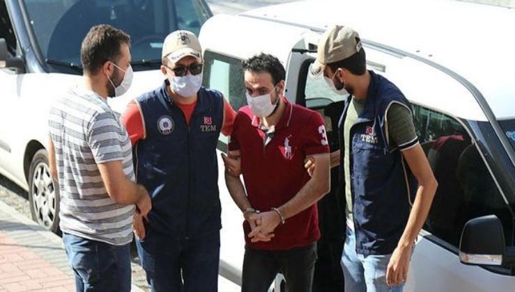Terör örgütü DEAŞ'ın medya sorumlusu tutuklandı