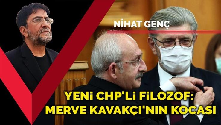 Yeni CHP'li filozof: Merve Kavakçı'nın kocası