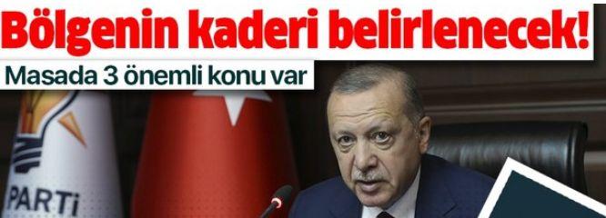 Erdoğan, Libya Başbakanı Feyyaz Sarrac ile bir araya geliyor! Masada 3 kritik konu var