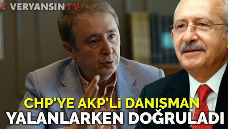 CHP'ye AKP'li danışman... İbrahim Uslu doğruladı