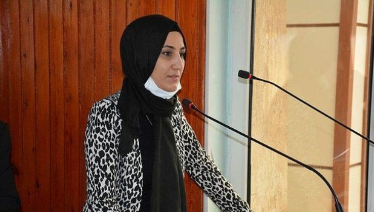 SON DAKİKA: Siverek Belediye Başkanlığına Ayşe Çakmak seçildi