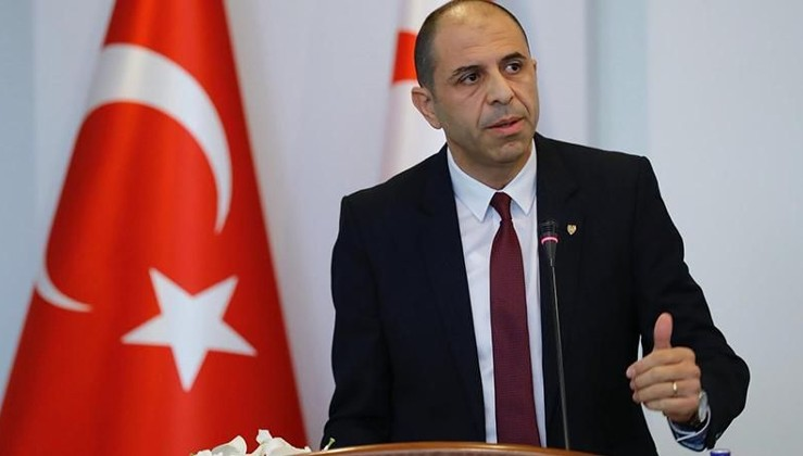 KKTC Dışişleri Bakanı: Amerika'dan adalet beklemek hatadır