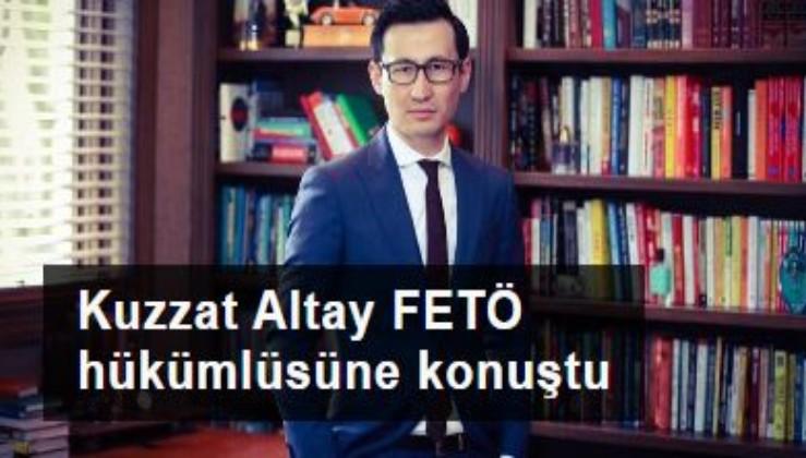 Kuzzat Altay, FETÖ hükümlüsüne konuştu: Terörist diyemem