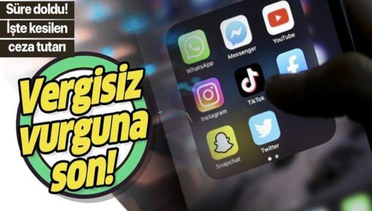 Sosyal medya şirketlerine verilen süre doldu! Facebook, Twitter, Youtube, TikTok'a 30'ar milyon TL ceza