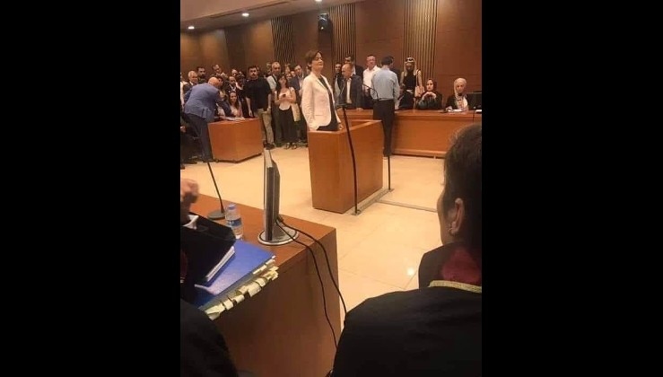 Mahkeme tutuklamadı, lakayıt tavrı dikkat çekti, Eli cebinde savunma yaptı!