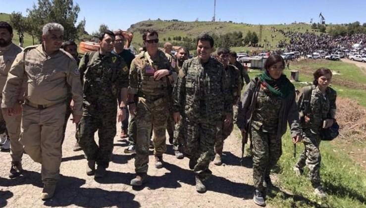PKK'da telaş: ABD bizi satıyor