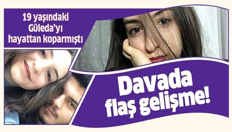 Güleda Cankel cinayetinde flaş gelişme!.