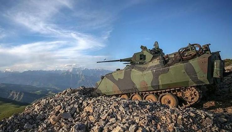 TSK, Suriye'de 10 noktada üs kuracak iddiası