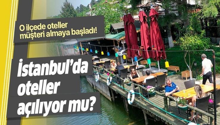 İstanbul'da oteller açılıyor mu? Müşteri alan oteller...