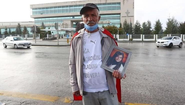 Kızı HDP tarafından kaçırılan baba: HDP'ye verilen hazine yardımı kesilsin
