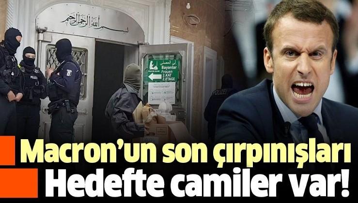 Fransa'da İslam düşmanlığının dozu artıyor! Camileri kapatma hazırlığı mı?