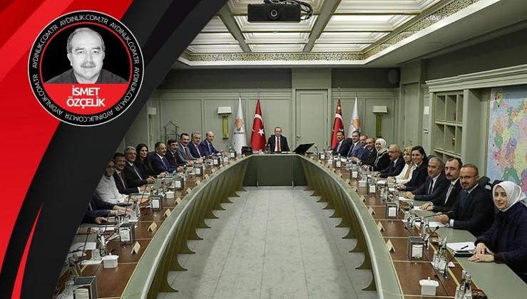 McKinsey'le yola devam mı? AKP oyları neden 3 puan düştü?