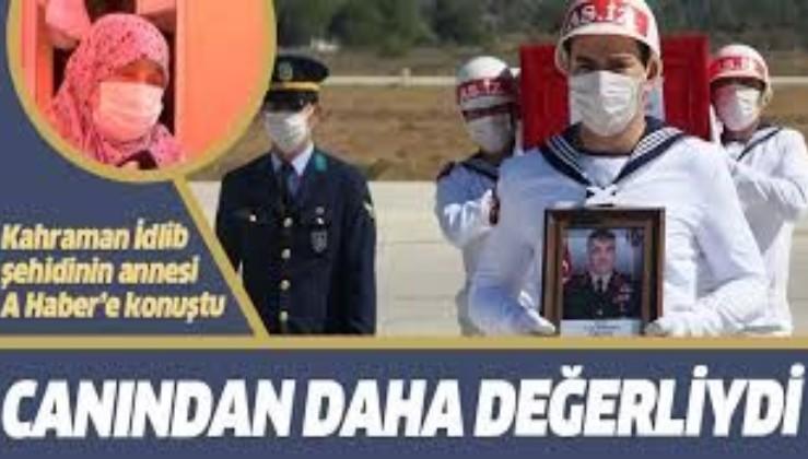 Şehit Tuğgeneral Sezgin Erdoğan'ın annesi anlattı: Askerleri onun canından daha değerliydi