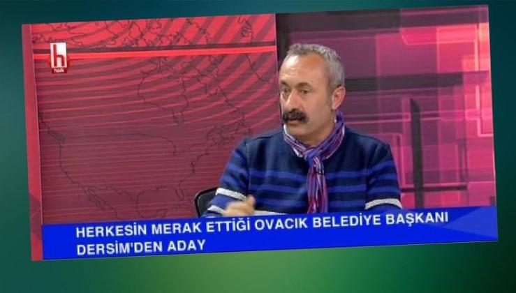 Bartu Soral: PKK ağzına izin veren Halk TV'ye çıkmayacağım!