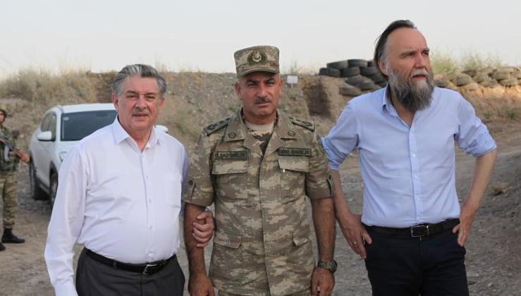 Putin'in sağ kolu Dugin'den Ermeni basınına: Tüm Karabağ Azerbaycan'a ait
