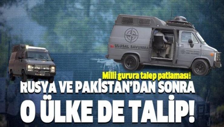 Yerli İHA ve dronesavar KALKA'ya talep yağıyor! Rusya ve Pakistan'dan sonra BAE de…