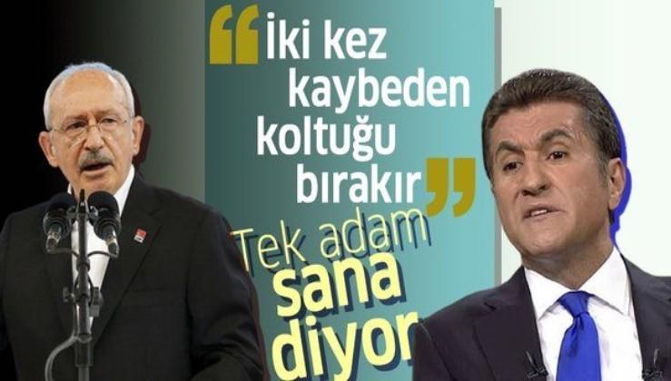 20 Aralık'ta parti kuracak Mustafa Sarıgül: İki genel seçim iktidara taşıyamayan genel başkan istifa edecek