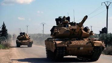 Son dakika: Türk Silahlı Kuvvetleri'nden İdlib'e büyük sevkiyat