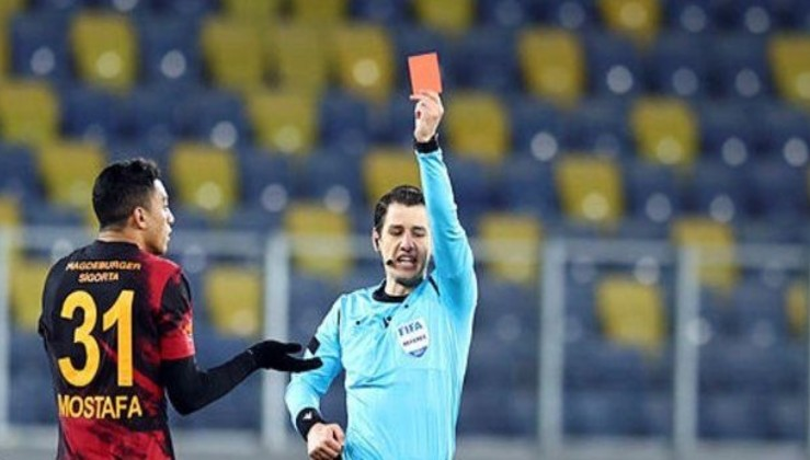 Galatasaray'dan TFF'ye flaş Mostafa Mohamed başvurusu