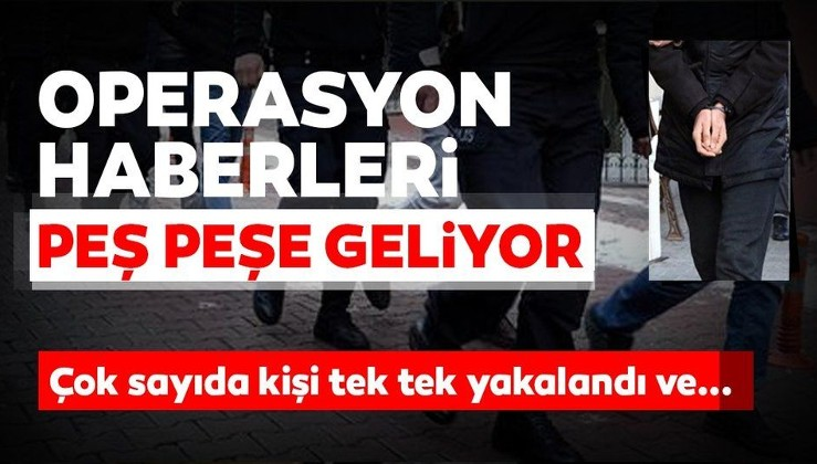 Son dakika: Balıkesir merkezli 4 ilde PKK/KCK operasyonu: Çok sayıda gözaltı var
