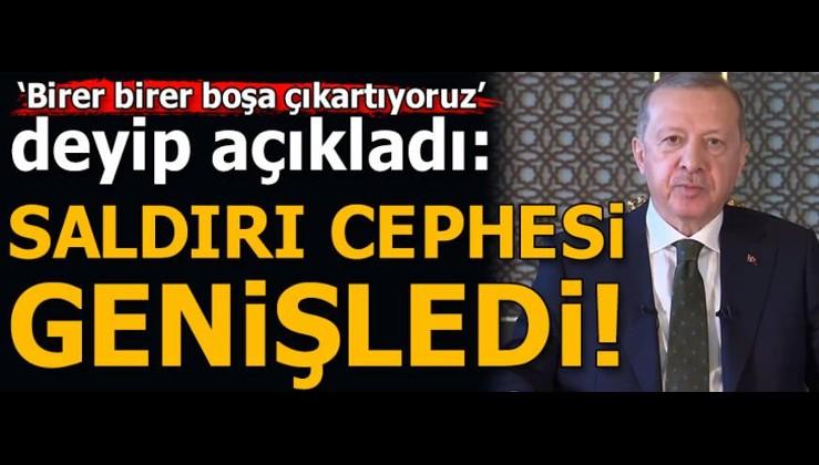 Son dakika... Cumhurbaşkanı Erdoğan'dan 29 Ekim mesajı