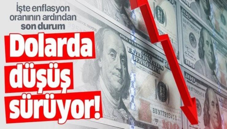 Ekim ayı enflasyon rakamının ardından dolar, euro ve altında son durum ne?.