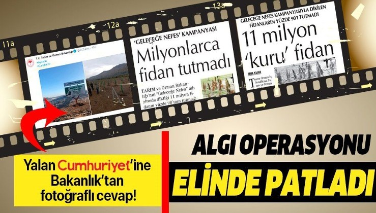 HDP yayın organının haberine belgeli yanıt